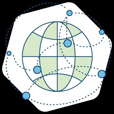 Graphic-Of-A-Globe-Collaboration
